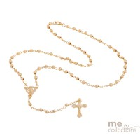 Rosary Beads Delicate Rose Gold (NEW)