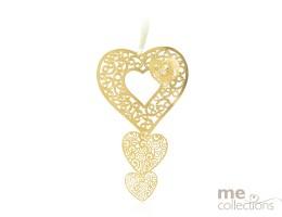 Gold Heart - Model 638