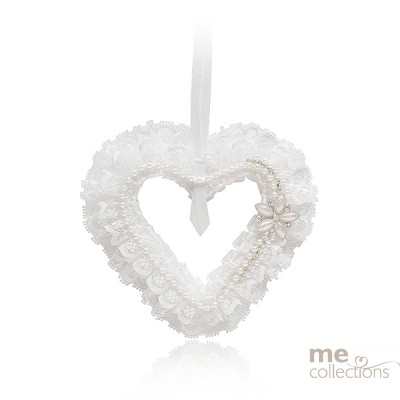 Deluxe Heart Open Lace