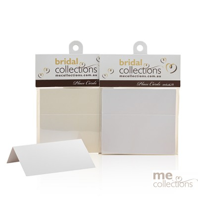 Ivory Place Cards