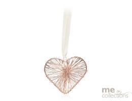Rose Gold Heart - Model 634