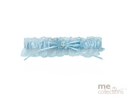TEMPORARILY OUT OF STOCK/ Satin Garter - Model 562B (please refer to Model 663B as replacement)