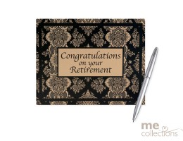'Retirement' Hang Sell Guest Book