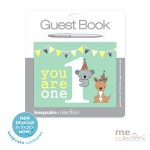 1st Birthday Guest Book