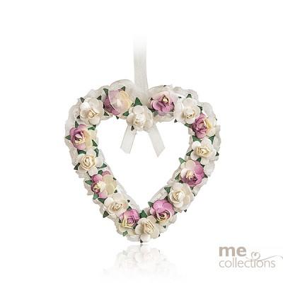 Floral Heart - Model 188