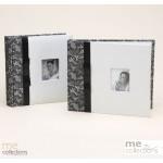 Photo Album with Black Lace