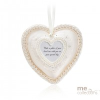 Deluxe Heart Padded with Photo