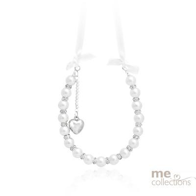 Pearl and Diamante Horseshoe
