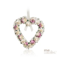 TEMPORARILY OUT OF STOCK / DUE 25th MARCH. Floral Heart - Model 188