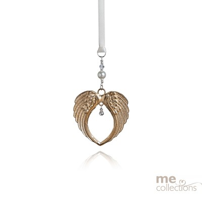 Rose Gold Wings of an Angel  (Also available in Silver)