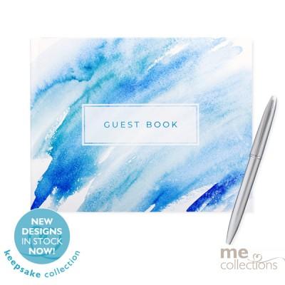 All Occasion Watercolour Guest Book