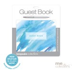 'Watercolour' All Purpose Hang Sell Guest Book