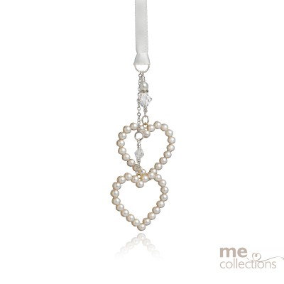 Double Pearl Hearts (NEW)