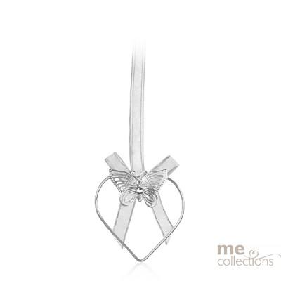 SALE 50% OFF Silver Heart - Model 513