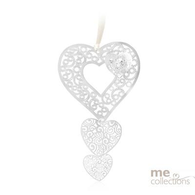 Silver Heart - Model 638