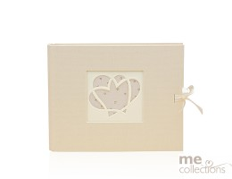 'ETERNITY' German Made Guest Book - Gift Boxed